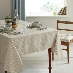 Linen Spot Tablecloth