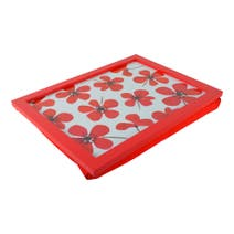 Painted Poppy Laptray