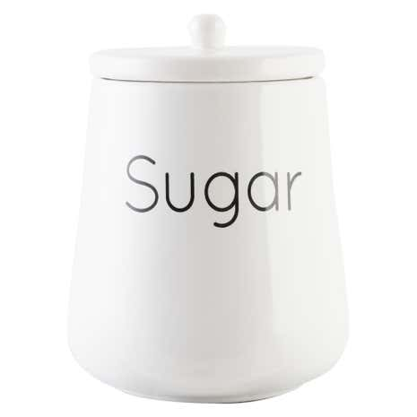 Purity Sugar Storage Jar