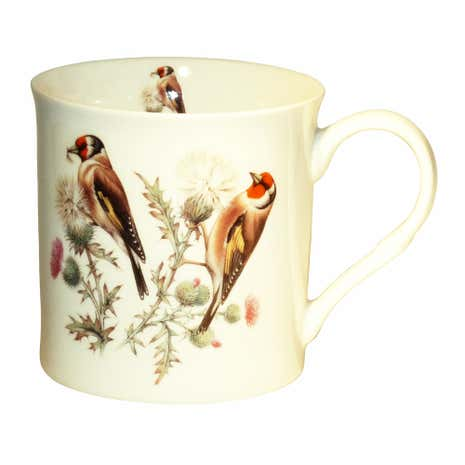Traditional Goldfinch Mug
