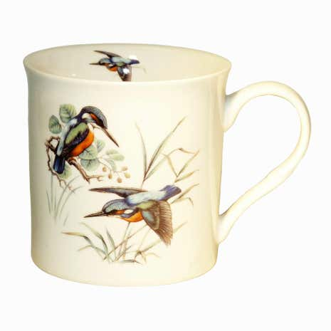 Traditional Kingfisher Mug
