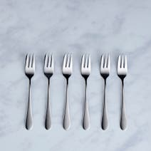 Viners Select 6-Pack Pastry Forks