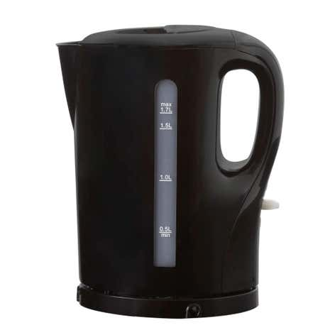 Black 1.7L Jug Kettle