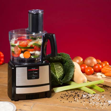 Hairy Bikers Power Genie Food Processor