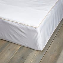 Dorma Cotton Sateen Mattress Protector