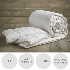 Dorma Luxurious Silk 10.5 Tog Duvet