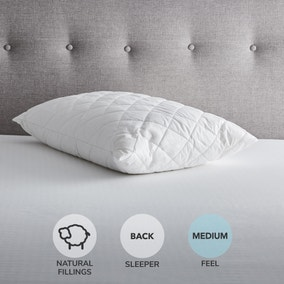 Fogarty Wool Medium-Support Pillow