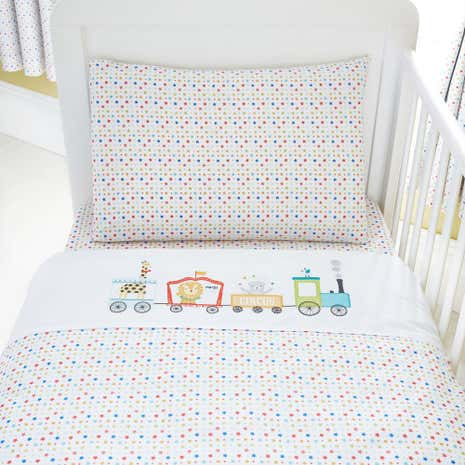 Circus Nursery Duvet Set