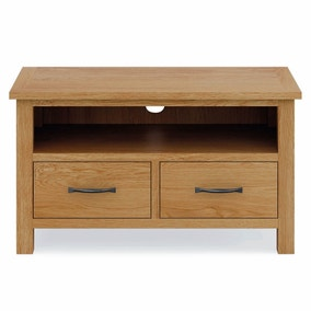 Sidmouth Oak TV Stand