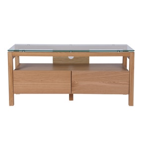 Dallas Oak TV Stand