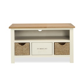 Sidmouth Cream TV Stand
