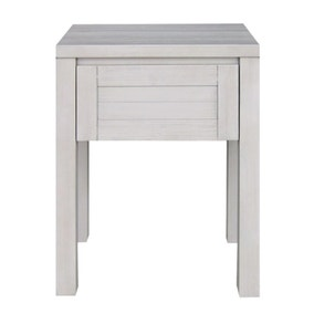 Monaco Grey Lamp Table