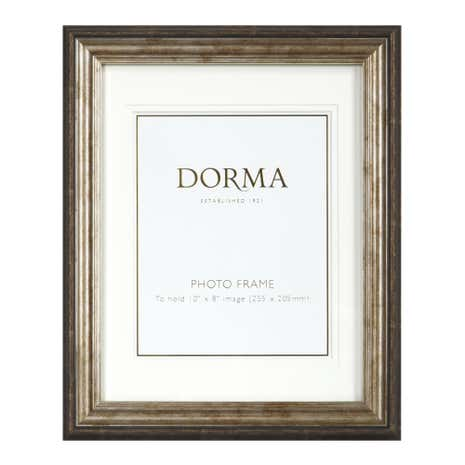 Dorma 10 x 8 Antique Photo Frame