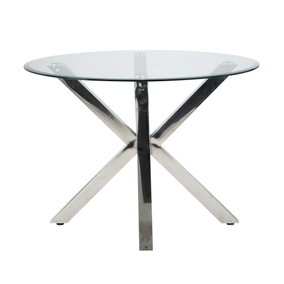 Circa Chrome Dining Table