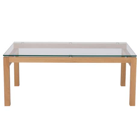 Dallas Oak Coffee Table