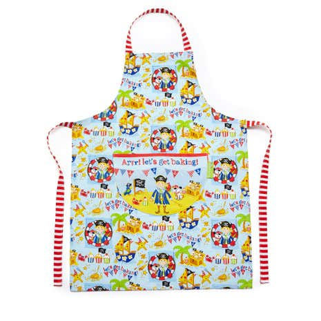 Captain Flapjack Apron in Gift Box