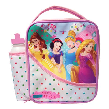 Disney Princess Lunch Bag & Bottle