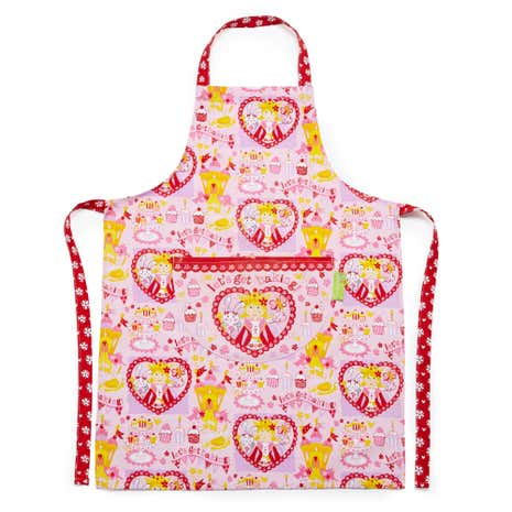 Princess Cupcake Apron in Gift Box