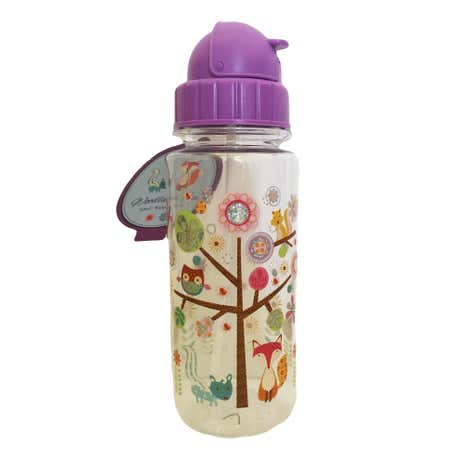 Woodland Tree Small Water Bottle