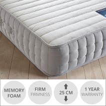 Pembroke Memory Firm Mattress