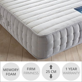 Pembroke Memory Foam Firm Mattress