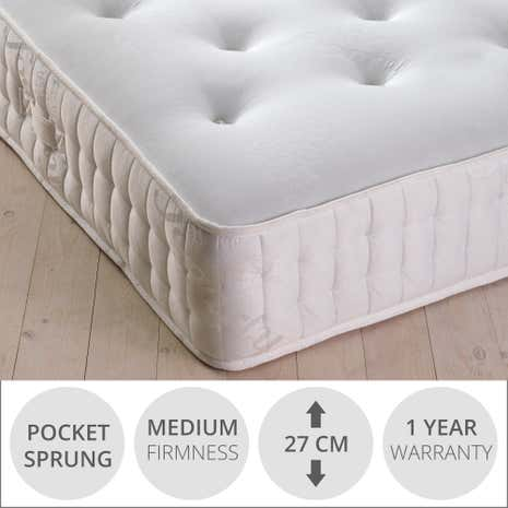 Fogarty Cool Gel Medium Mattress