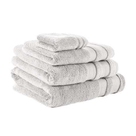 White So Soft Zero Twist Towel