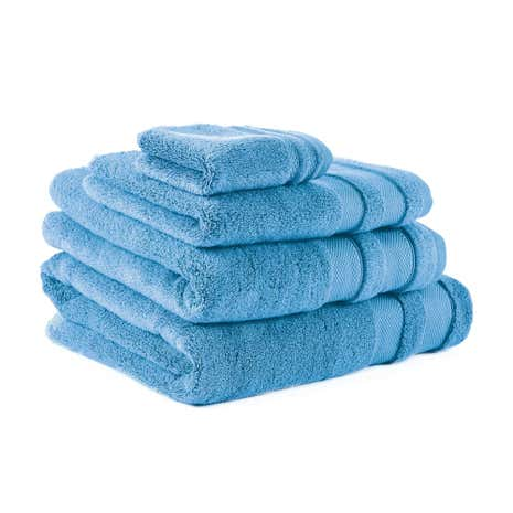 Blue So Soft Zero Twist Towel