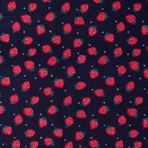 Strawberry Cotton Poplin