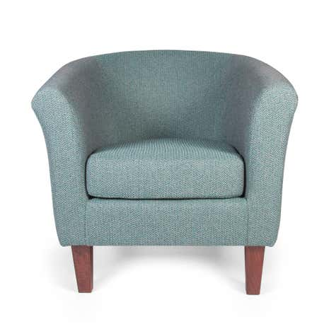 Deluxe Avala Teal Tub Chair