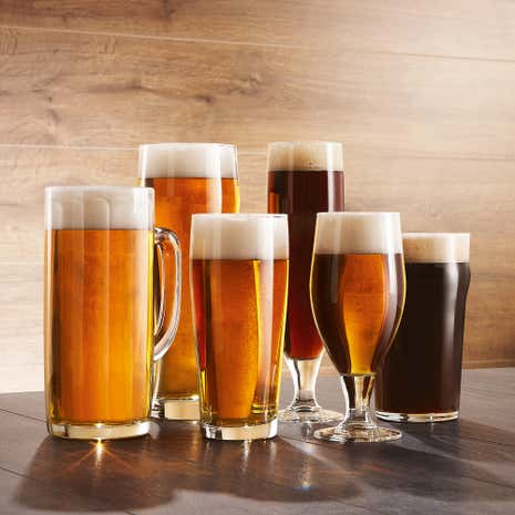 Luminarc 6 Piece Beer Expert Set