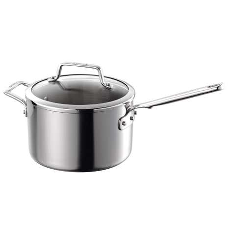 Authority Triple Clad Saucepan