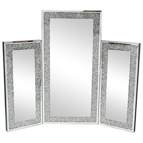 Bling Dressing Table Mirror