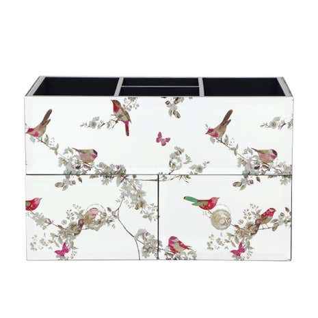 Beautiful Birds Storage Caddy