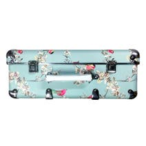 Beautiful Birds Storage Suitcase