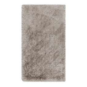 Natural Jewel Shaggy Rug