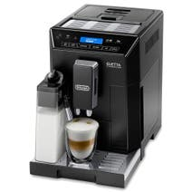 Delonghi Eletta Cappuccino Machine Black Finish ECAM44.660.B