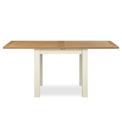 Sidmouth Cream Flip Top Dining Table