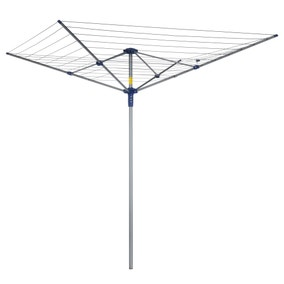 Utility Room Four Arm Rotary Airer