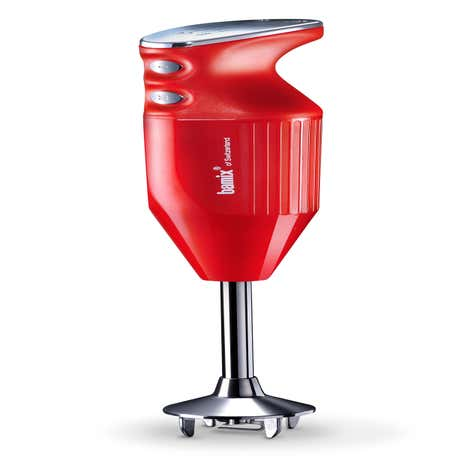 Bamix Mono 160W Red Hand Blender