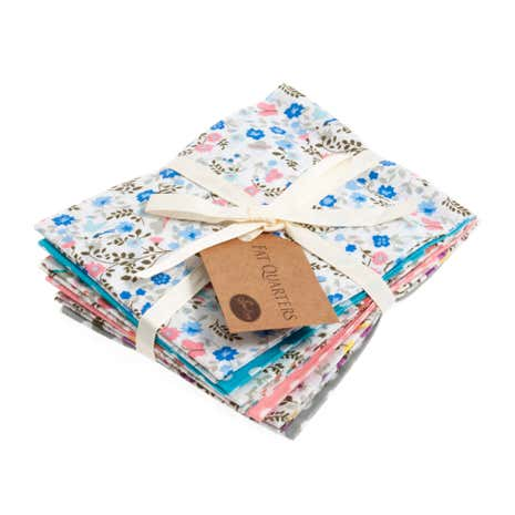 Ditsy Butterfly Cotton Fat Quarters