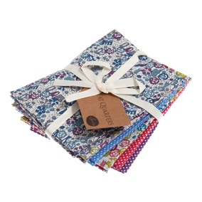 Modern Blooms Cotton Fat Quarters
