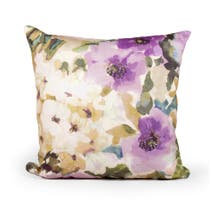 Lucido Floral Cushion