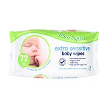 Ultra Softies Baby Wipes