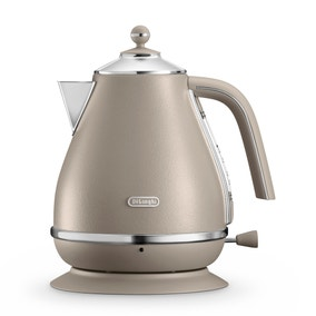 DeLonghi Elements KBOE3001.BG 1.7L Desert Beige Kettle