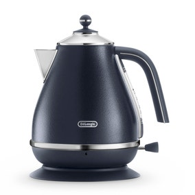 Delonghi Elements KBOE3001.BL 1.7L Ocean Blue Kettle