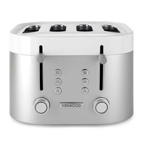 Kenwood Ksense 4 Slice Toaster Matt Finish TFM400TT