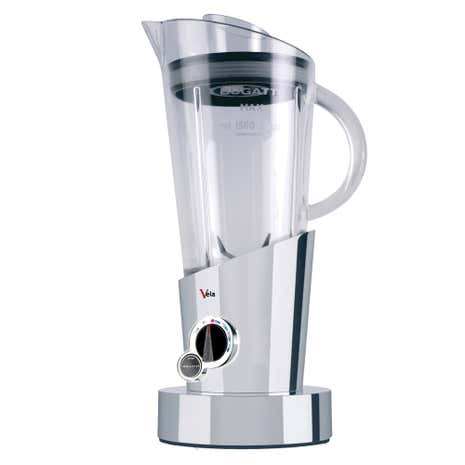 Bugatti Vela Electronic Blender Chrome 12-EVELACR/UK