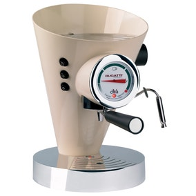 Bugatti Diva Espresso Machine Cream 15-DIVAC/UK