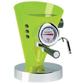 Bugatti Diva Espresso Machine Green 15-DIVACM/UK